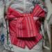 浴衣は半幅帯の結び方で変わる。かわいい片蝶にタレでお尻をカバー